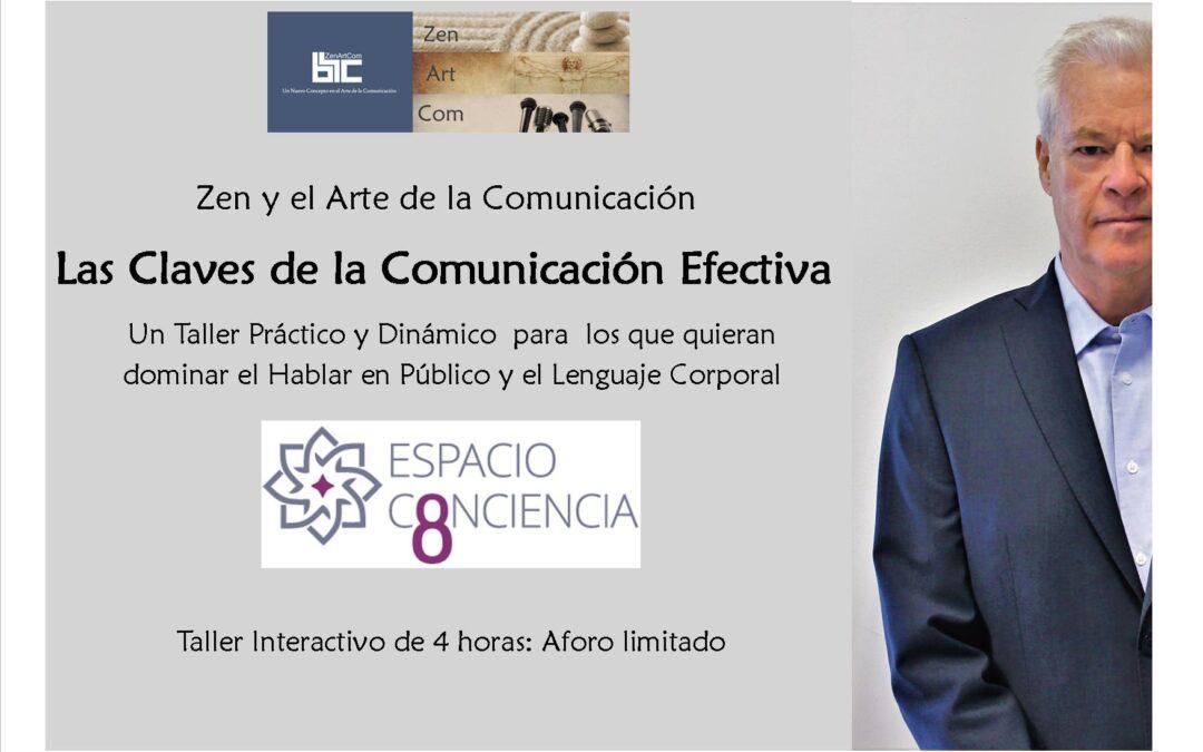 Taller «Las Claves de la Comunicación Efectiva» 21 Mayo 2021