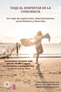 Viaje despertar conciencia
