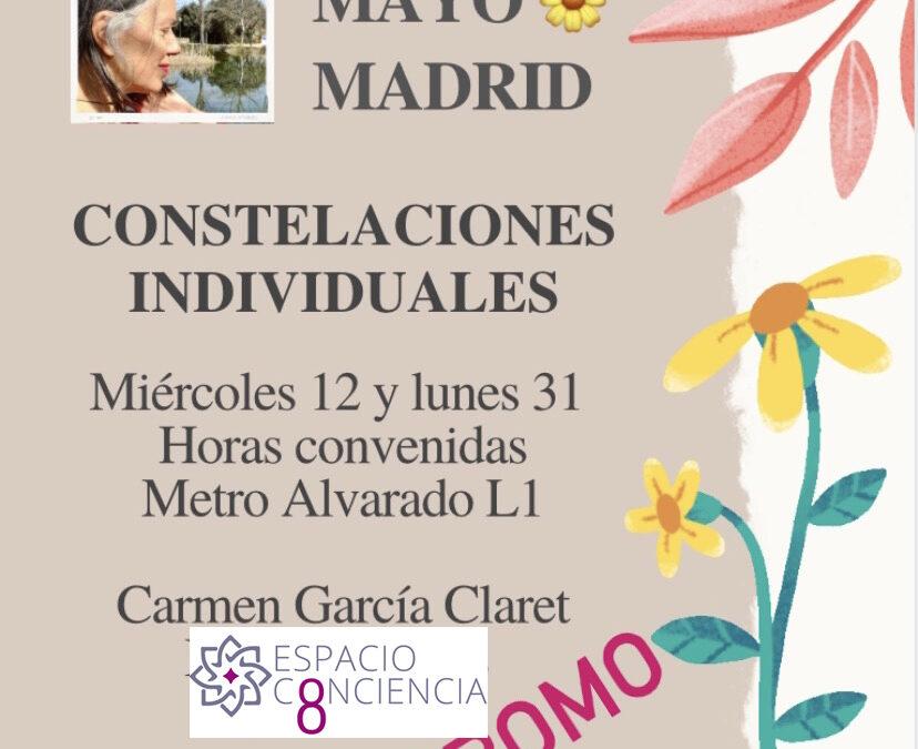 Constelaciones Familiares Individuales (12 y 31 Mayo 2021)
