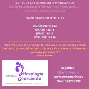 Escuela Reflexología Consciente